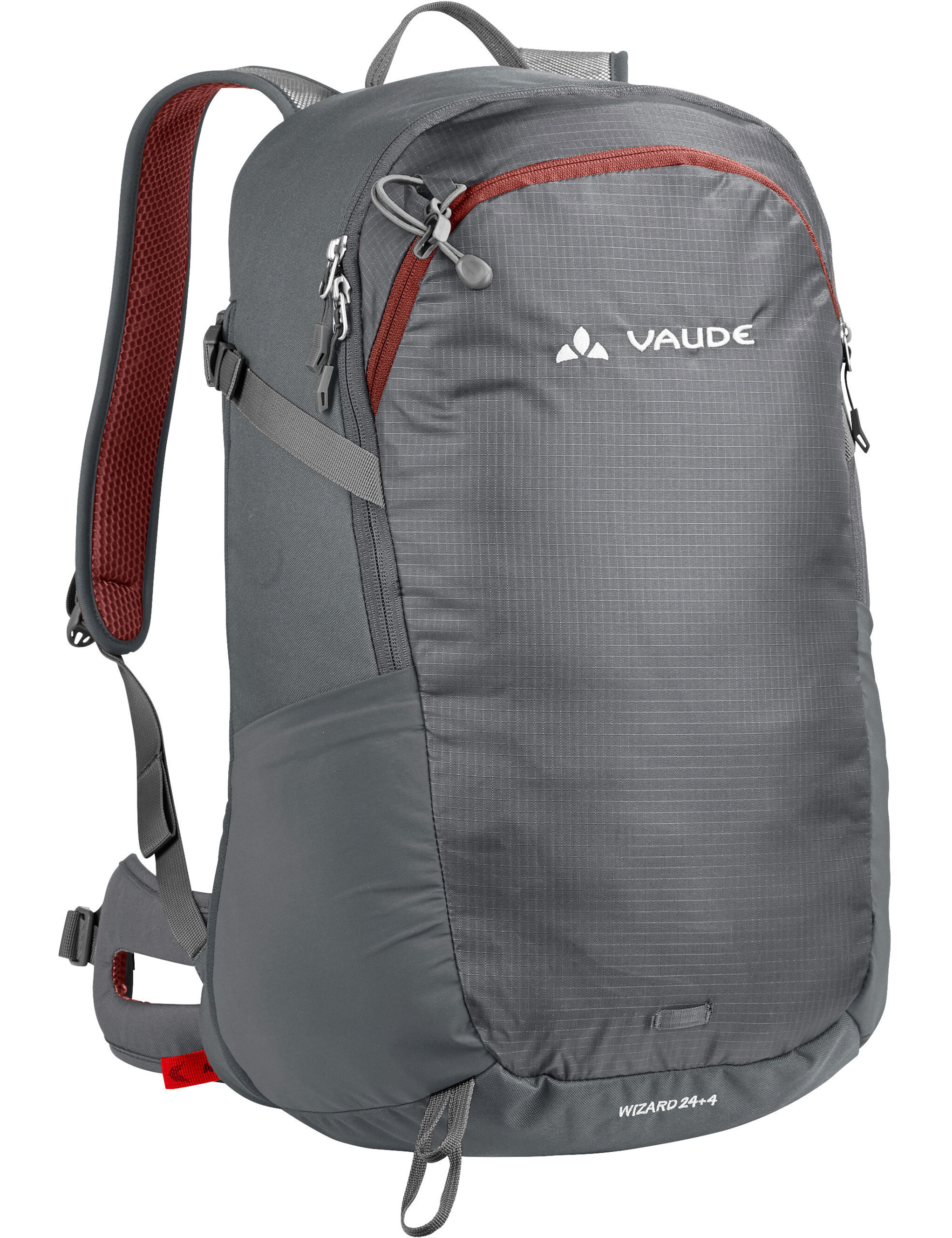 VAUDE Wizard 24+4 Backpack pebbles - addnature.com c3d43096f04c8